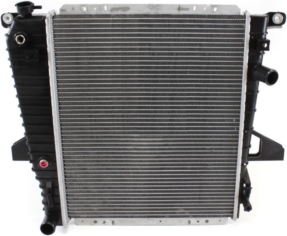Radiator For 95-97 Ford Ranger Mazda B4000 4.0L 2 Rows