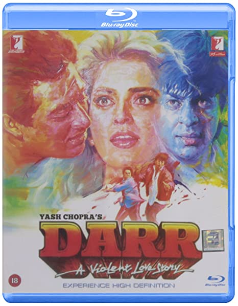 Amazonin Buy Darr DVD Blu Ray Online At Best Prices In India