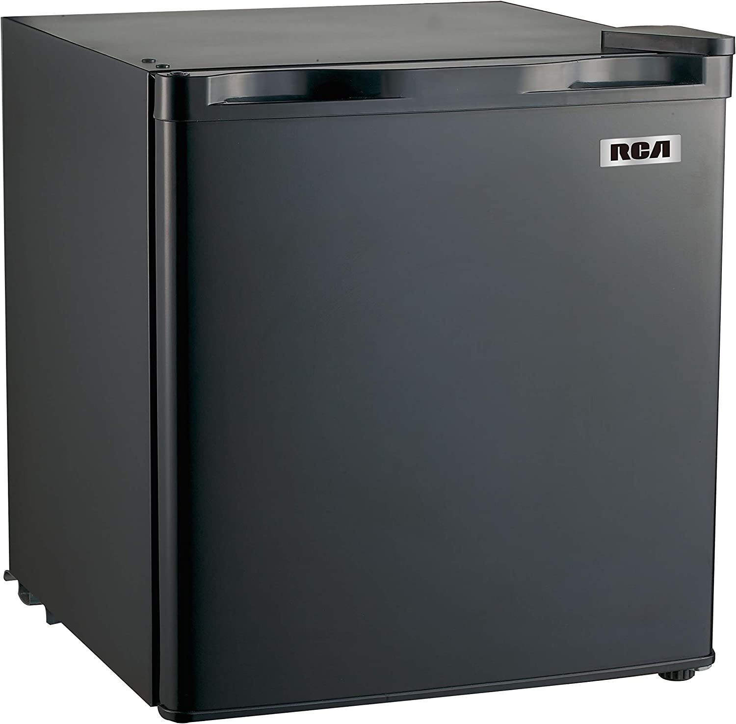 RCA RFR115-BLACK 1.7 Cubic Foot Fridge, Black