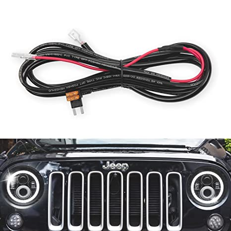 Wiring Jeep Halo Lights - Wiring Diagram Go on