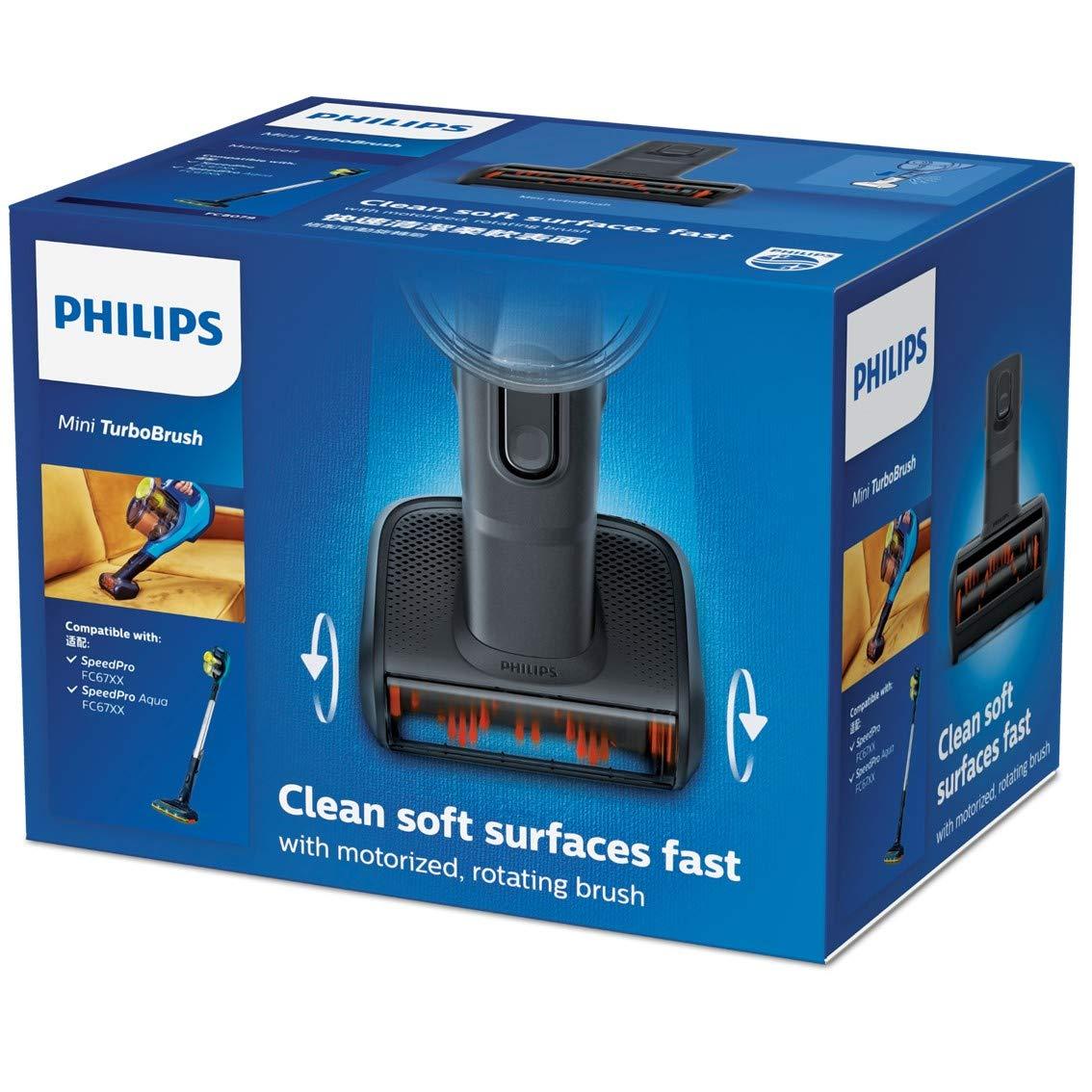 Philips FC8079/01 - Cepillo de aspiración turbo (tamaño pequeño ...