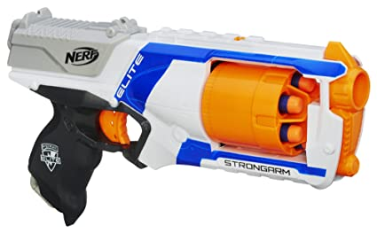 Nerf Official N Strike Elite Strongarm Blaster Amazon Exclusive