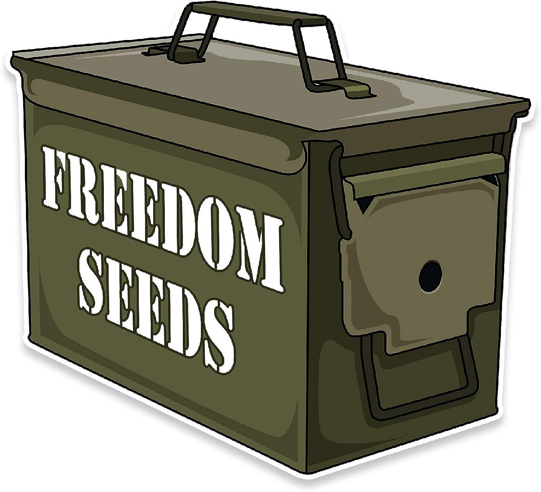 Freedom Seeds Sticker