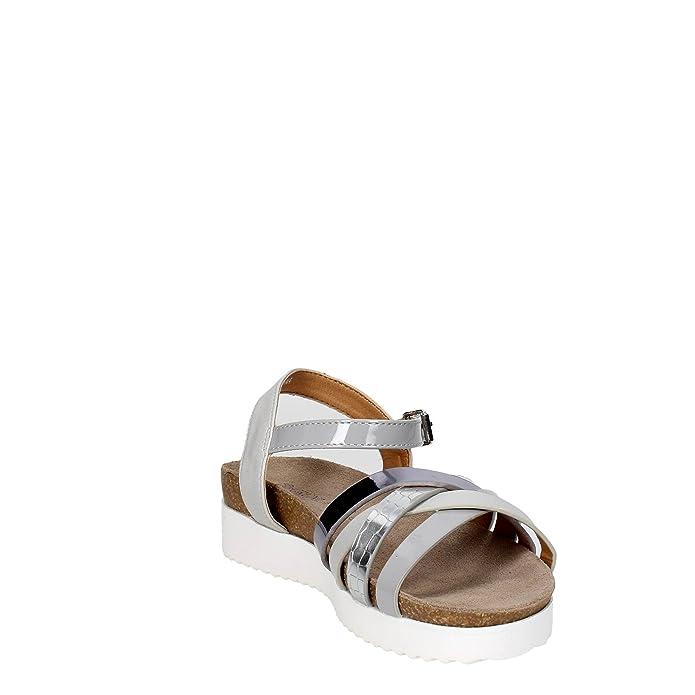 Grunland Sb0873 Mete Sandalo Donna S. Grigio 39 xYrWu