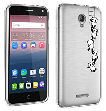 Sunrive Funda para Alcatel Pop 4+ 5,5 Pulgadas, Silicona ...