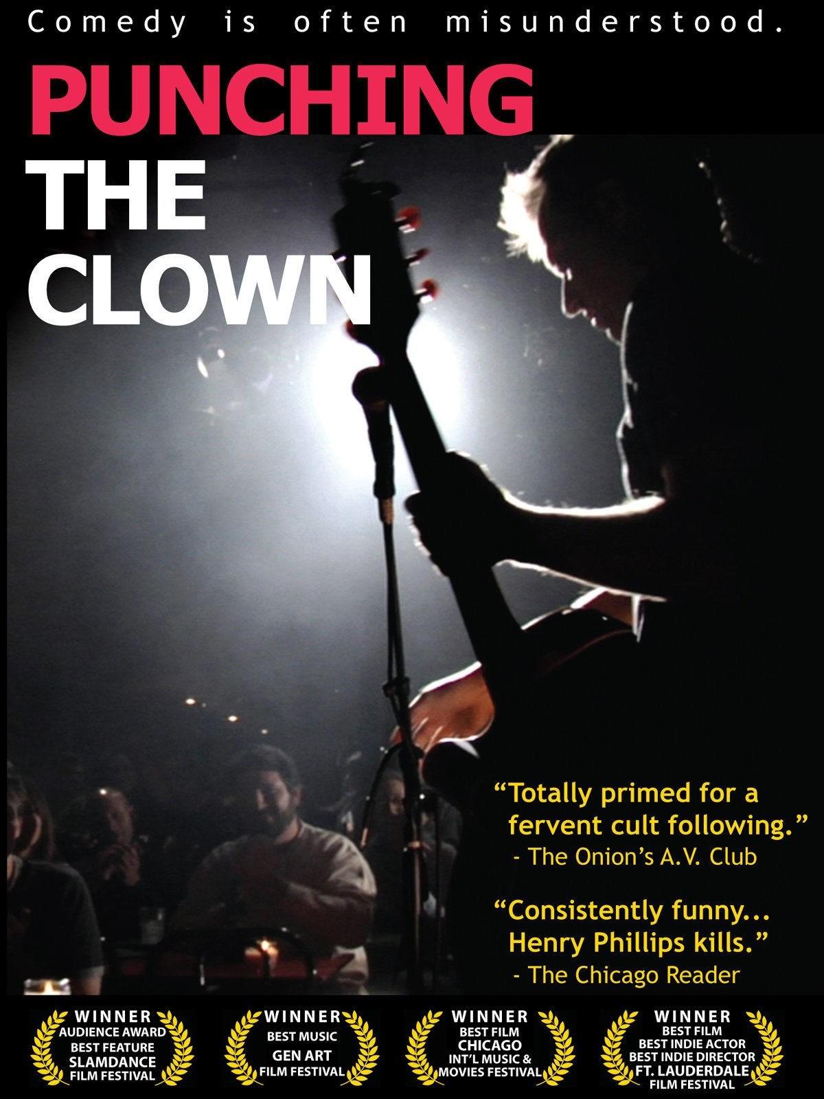 Amazon Com Watch Punching The Clown Prime Video