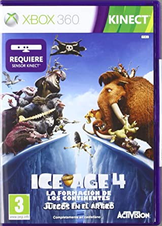 Ice Age: Continental Drift (Kinect): Amazon.es: Videojuegos