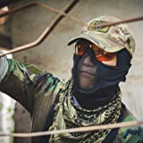 OneTigris Balaclava Mesh Mask Ninja Style with Full Face Protection