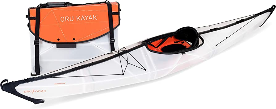 Oru Kayak Foldable Kayak Stable Durable Lightweight Folding Kayaks For Adults And Youth Lake River And Ocean Kayaks Perfect Outdoor Fun Boat