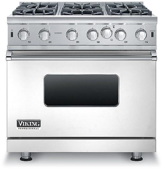 Amazon.com: VGIC53616BSS 36 Professional 5 Series Gas Range ... on