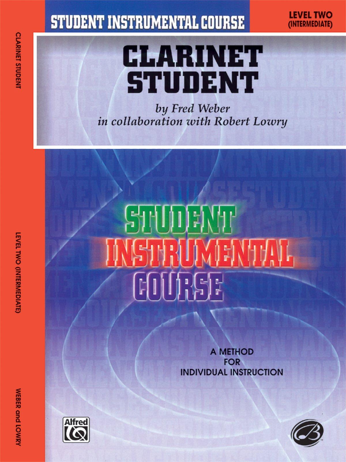 Student Instrumental Course Clarinet Student: Level II