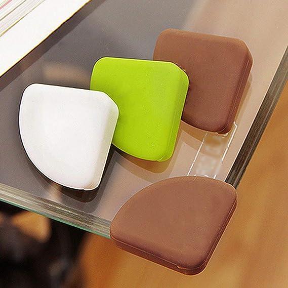 8 Pcs Baby Crashproof U-shaped Table Angle Cushions Anti-collision Safety Case