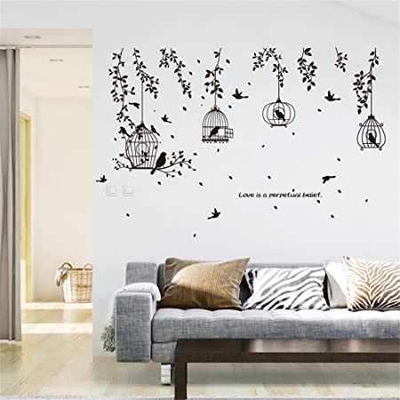 Every Love Story is beautiful Removable Wall Stickers Art Decals Mural DIY LS
