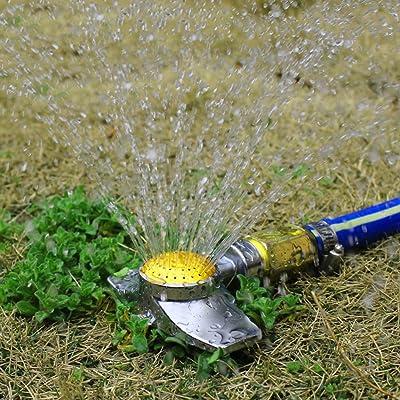 Spot Sprinklers