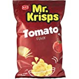 Mr. Krisps Potato Chips - Tomato Flavor, 80 gm