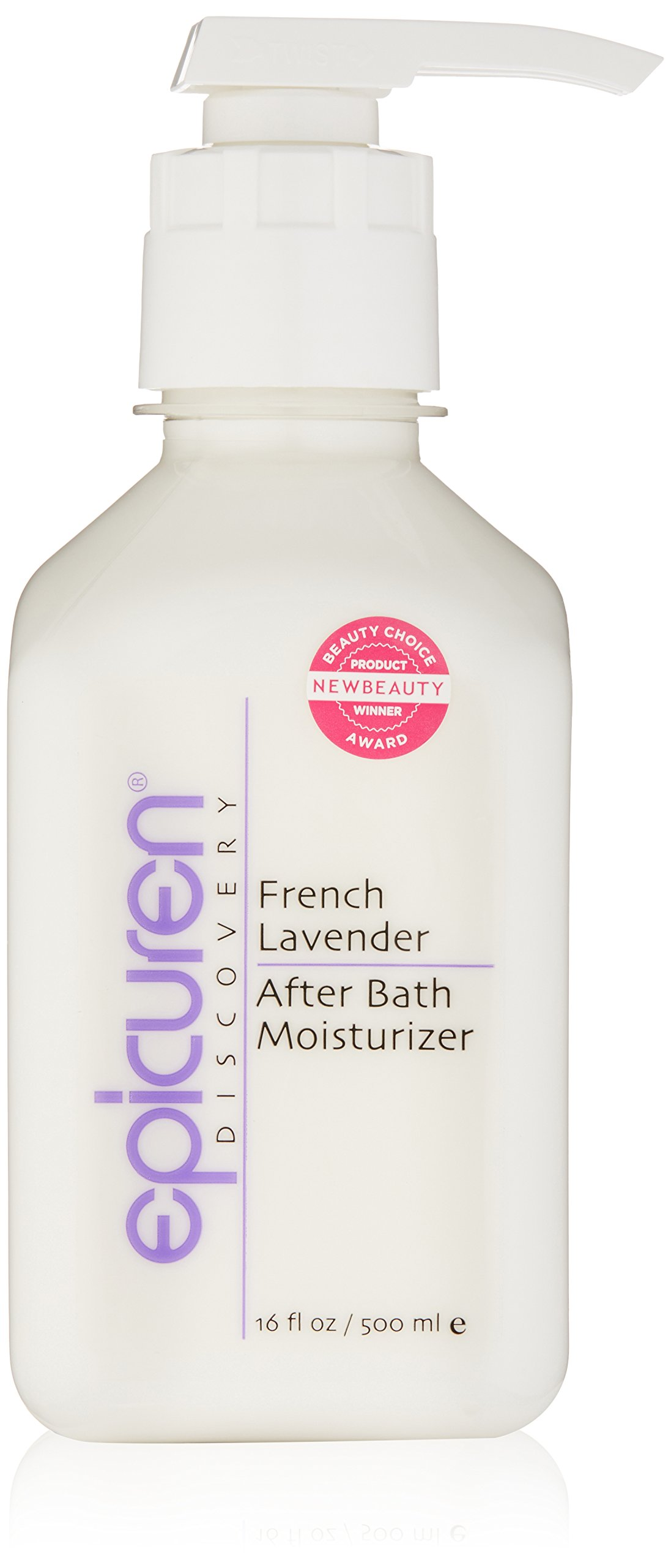 Epicuren Discovery French Lavender After Bath Body Moisturizer, 16 Fl oz