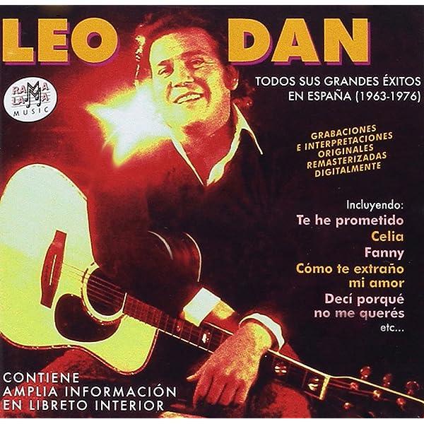 Todos Sus Grandes Exitos En España: Leo Dan: Amazon.es: Música