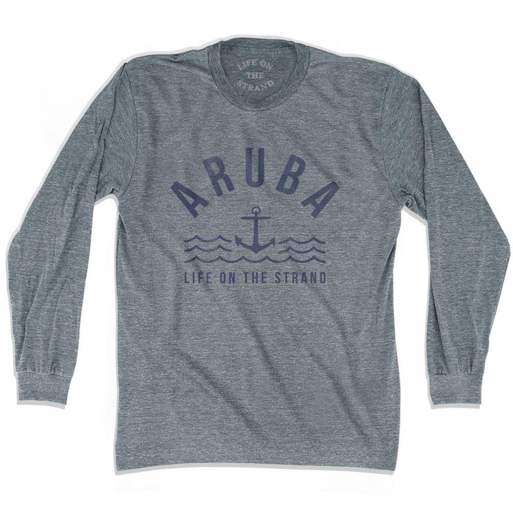 Aruba Anchor Life on the Strand Long Sleeve T-shirt