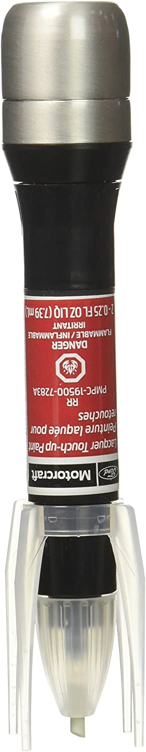 Ford PMPC-19500-7283A Genuine Touch-Up Paint, Rubby Red