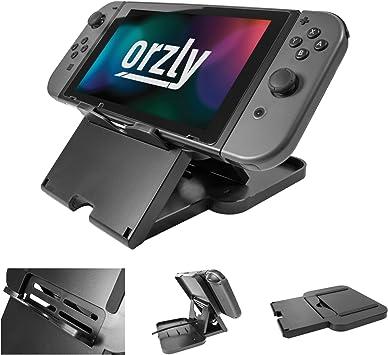 Stand para jugar de Orzly compatible con la Nintendo Switch [con ...