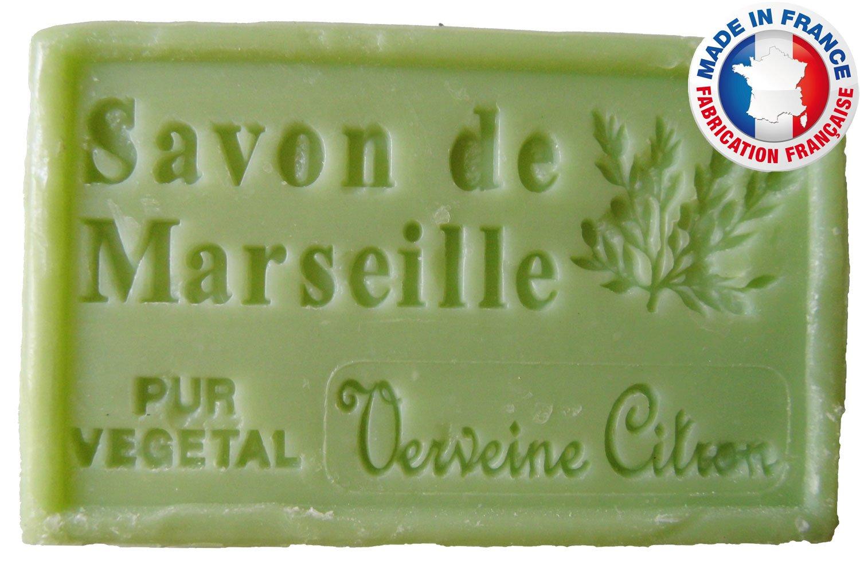savon de marseille verveine citron