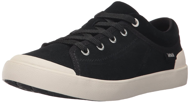 Teva Freewheel Leather Sneaker b4szX3D