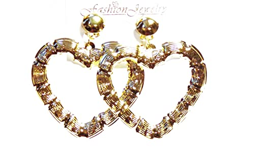 Heart Bamboo Earrings - Best Earring 2017