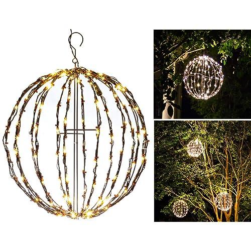 Christmas Light Ball Amazon Com