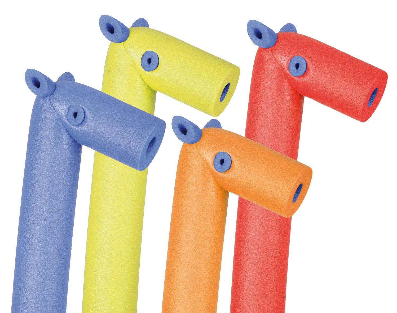 25 pieza Comfy Agua Pasta Niños - Tubo flotador Pony con voz 145 cm: Amazon.es: Juguetes y juegos