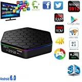 [2G+16G] Edal T95Z Plus Android 6.0 TV BOX S912 Octa-core cortex-A53 Set-top android TV Box