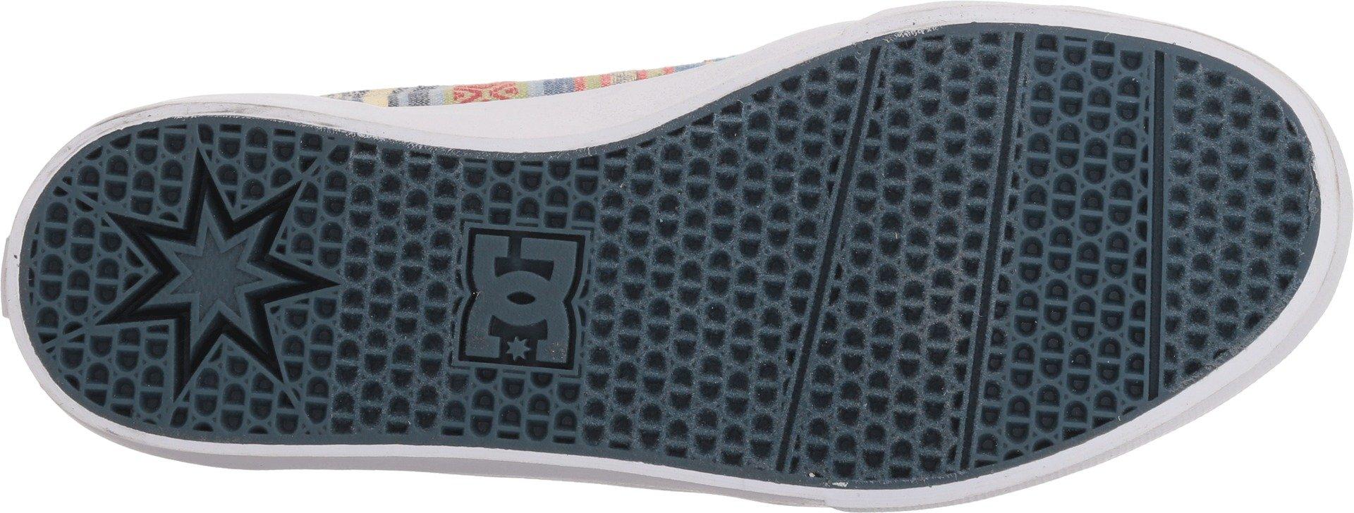 DC Women's Trase TX SE Skate Shoe, Multi, 7.5 B B US by DC (Image #3)