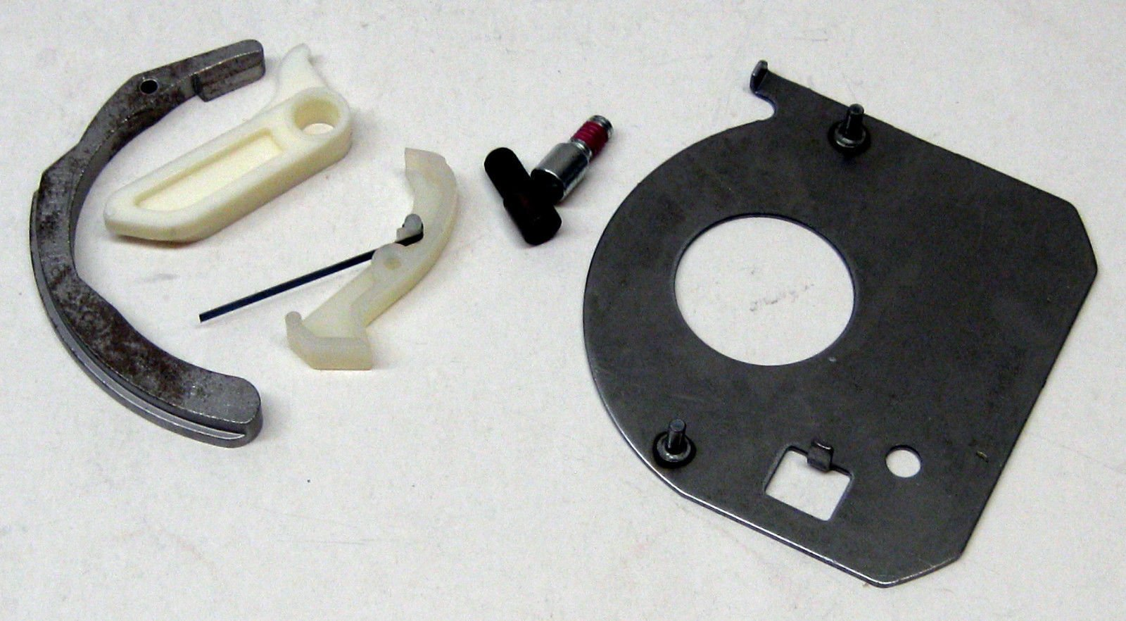 Neutral Drain Kit with Spin Gear for Washer Transmission Gearcase Whirlpool Roper Kitchenaid Kenmore 388253 3360629 3360630 AP3018165 PS349777 WP388253 OEM