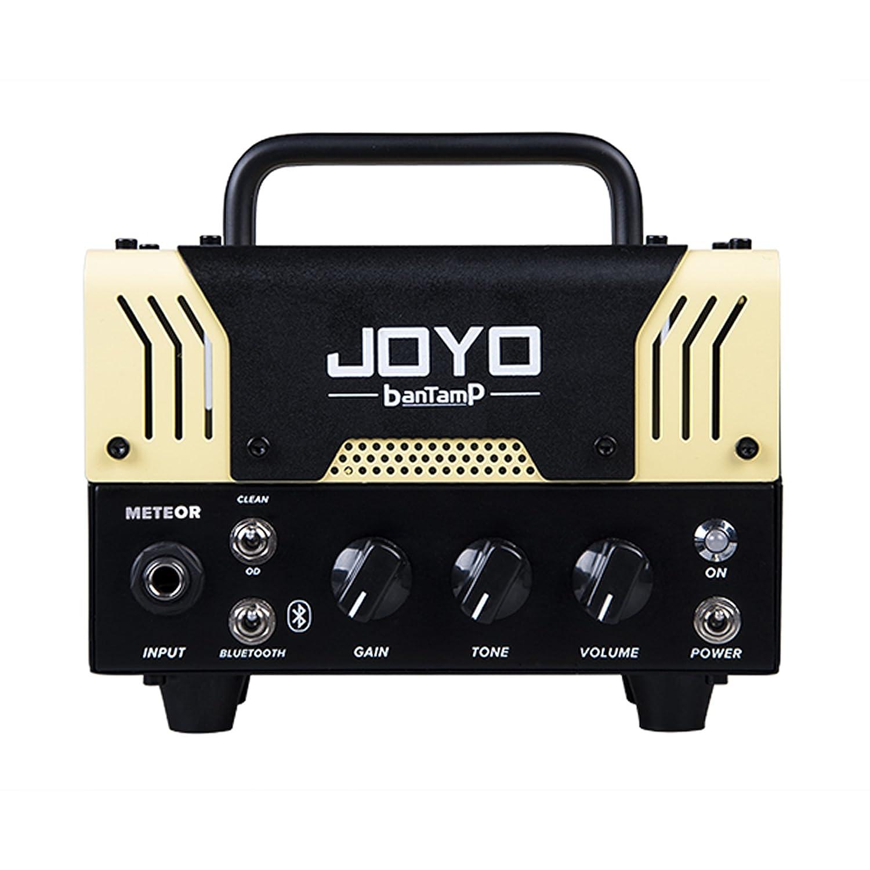 JOYO bandTAMP British Hi Gain Guitar Head - 20 Watts METEOR