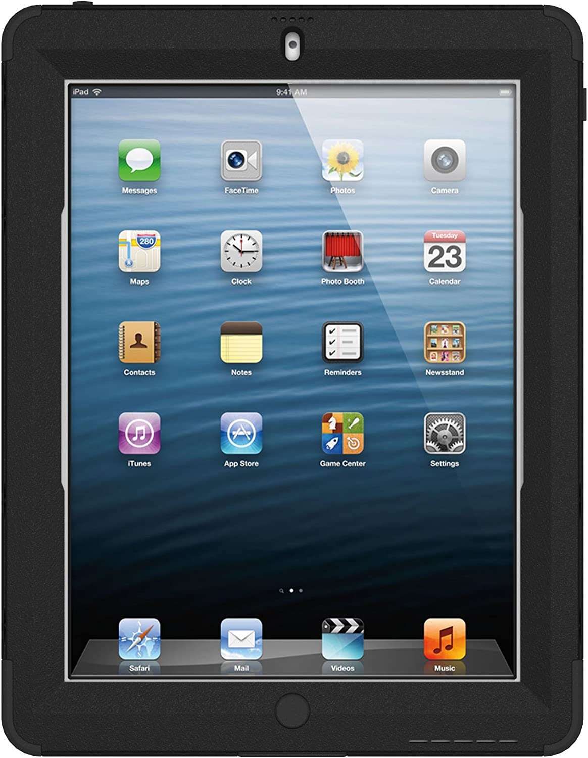 Targus SafePort Rugged Max Pro Case for iPad 3, 4 (THD044US)