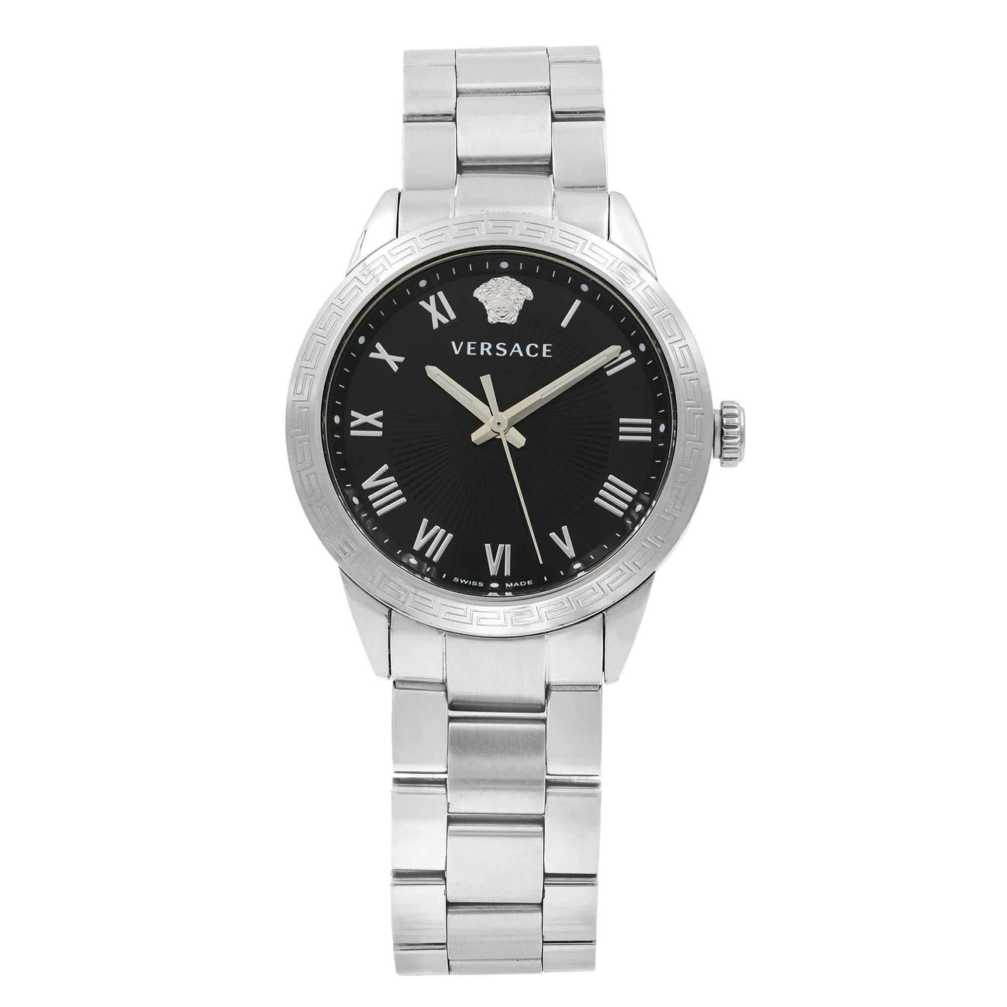 Versace V-Sport Quartz Female Watch P6Q99FD008S099 (Certified Pre-Owned) by Versace