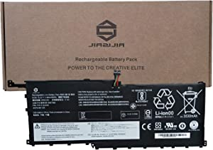 JIAZIJIA 01AV409 Laptop Battery Replacement for Lenovo ThinkPad X1 Yoga 1st 2nd Gen X1 Carbon 4th Gen Series SB10K97566 00HW028 01AV457 01AV441 01AV439 01AV410 00HW029 01AV458 01AV438 15.2V 56Wh