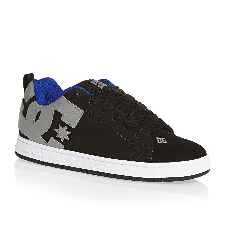 DC Shoes Court Graffik - Zapatillas para Hombre 6.5 UK Black/Armor Black/Armor