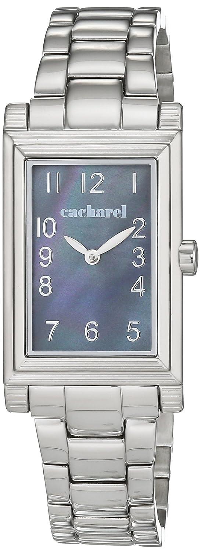 Cacharel Damen-Armbanduhr Analog Quarz Edelstahl CLD 007-AM