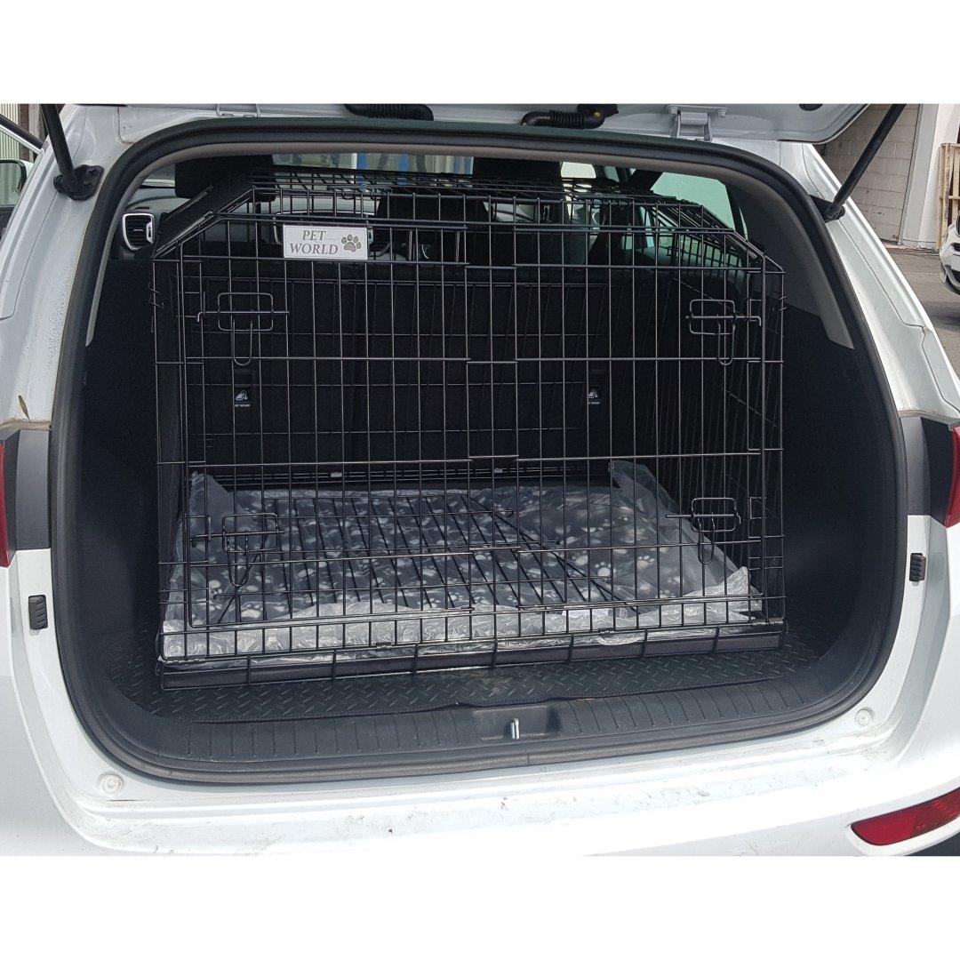 Pet World - Jaula de Viaje para Perros con diseño de Kia Sport ...