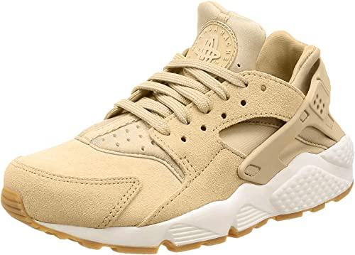 Nike Wmns Air Huarache Run SD, Zapatillas de Trail Running para Mujer, Beige (Mushroom/Light Bone/Sail/Gum Light Brown 200), 36 EU: Amazon.es: Zapatos y complementos