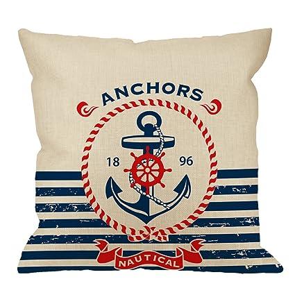 Amazon.com  Anchor Pillow Case caa2c24a8c