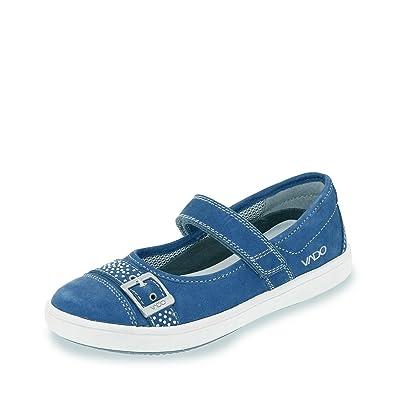 Vado 63109 120, Chaussures à lacets femme - Bleu - bleu,
