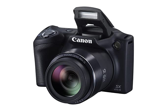 Canon PowerShot SX410 IS - Cámara compacta de 20 MP (Pantalla de 3 ...