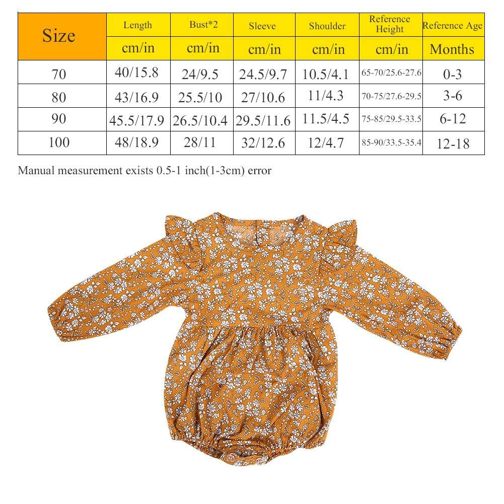 Clothing, Shoes & Jewelry Baby chinatera Baby Girls Clothes ...