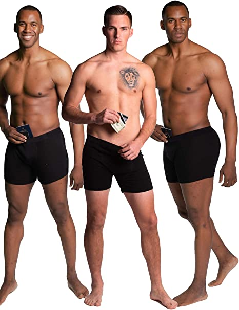 XL//XXL NEW MENS BOYS STOP HAND PRINT BOXER SHORTS NOVELTY UNDERWEAR SIZES M//L