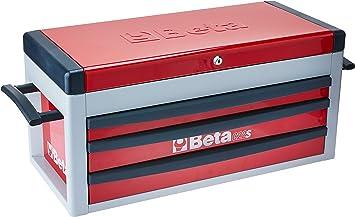 Beta C22 S-O - Caja de herramientas portátil, color naranja: Amazon.es: Bricolaje y herramientas
