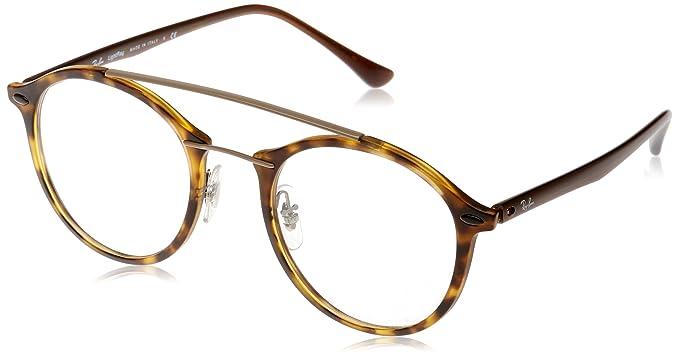 1166579209 Amazon.com  Ray-Ban Women s RX7111 Eyeglasses Matte Havana 51mm ...