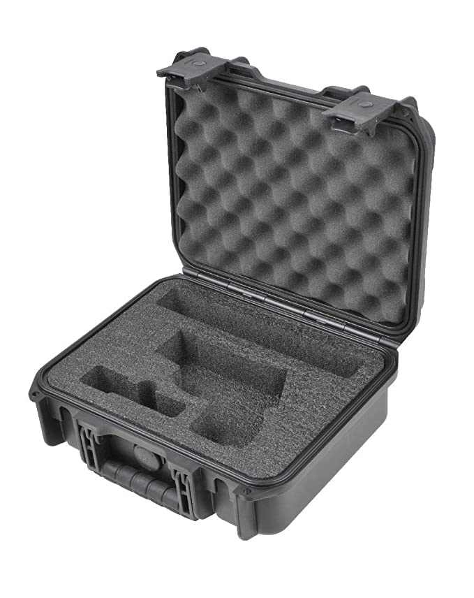 Amazon.com: SKB Corp iSeries Pistola Caso, negro: Sports ...