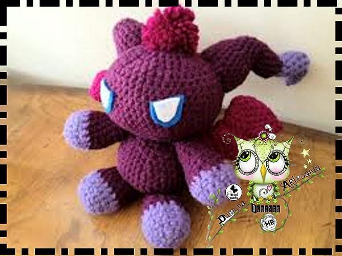 POKEMON, AMIGURUMI REGALO PERSONALIZABLE (Bebé, crochet, ganchillo, muñeco, peluche,