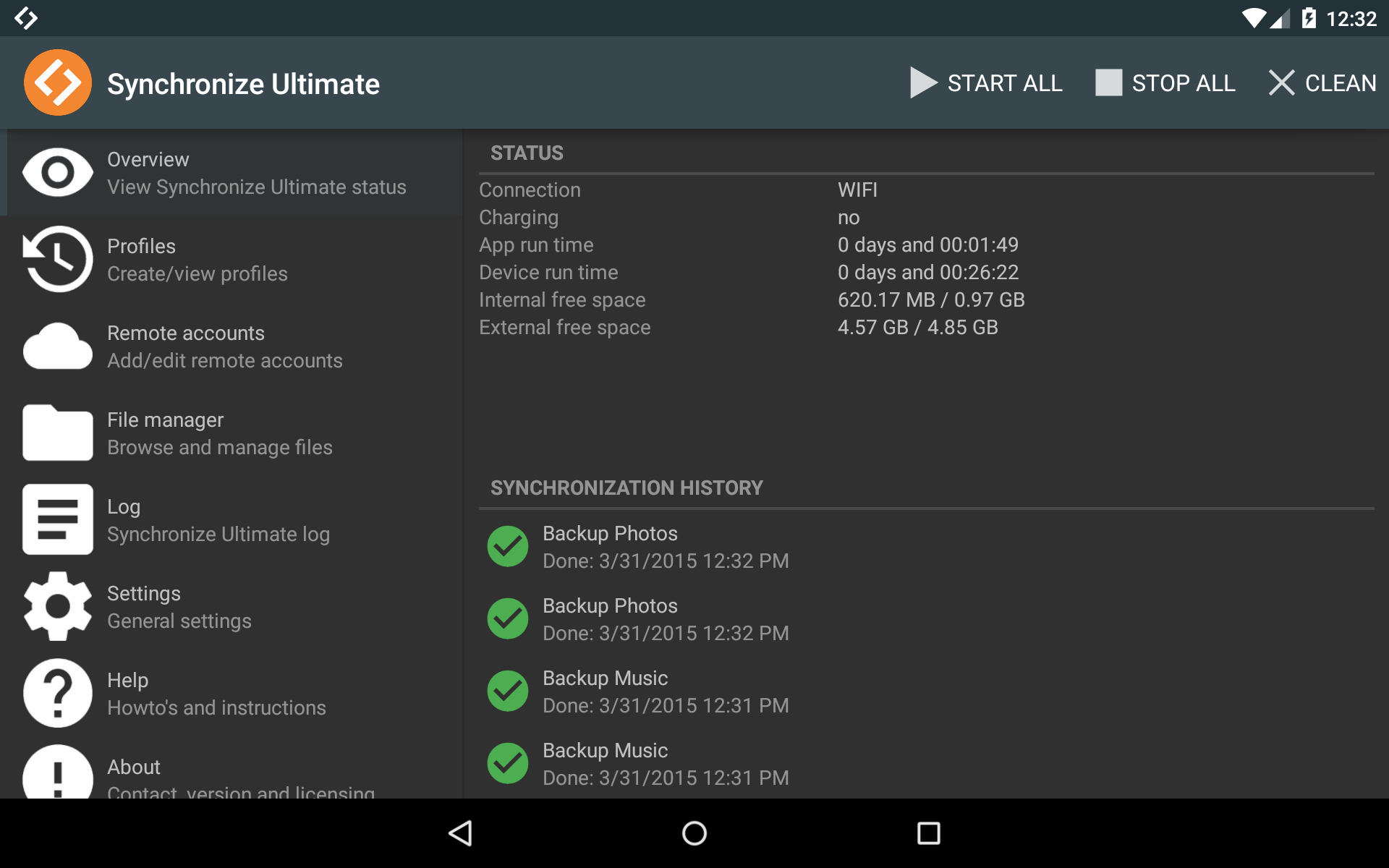 Synchronize Ultimate Pro: Amazon.es: Appstore para Android